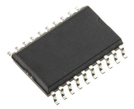 Maxim Integrated MAX394CWP+ , Multiplexer Switch IC Quad SPDT, 2.7 → 15 V, 20-Pin, SOIC (36)