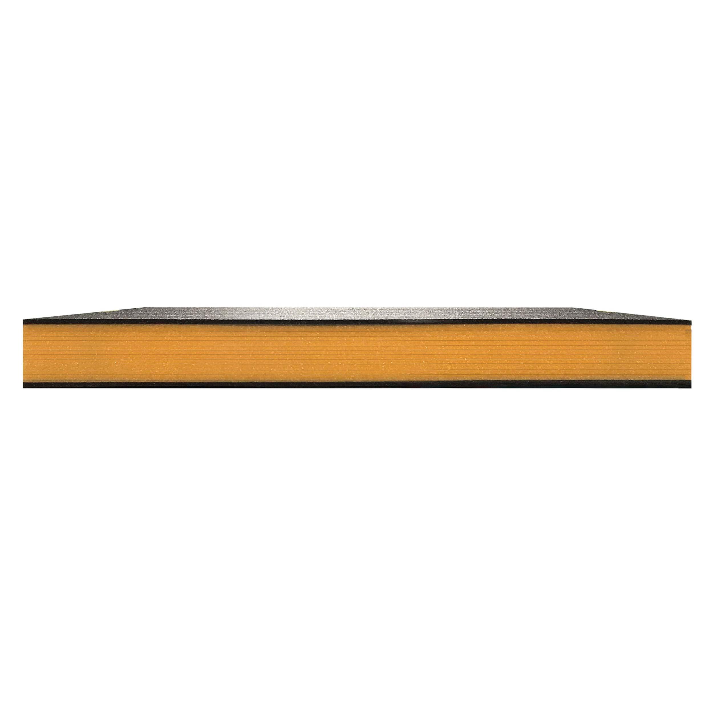 Kaizen Foam Yellow/Black 57mm