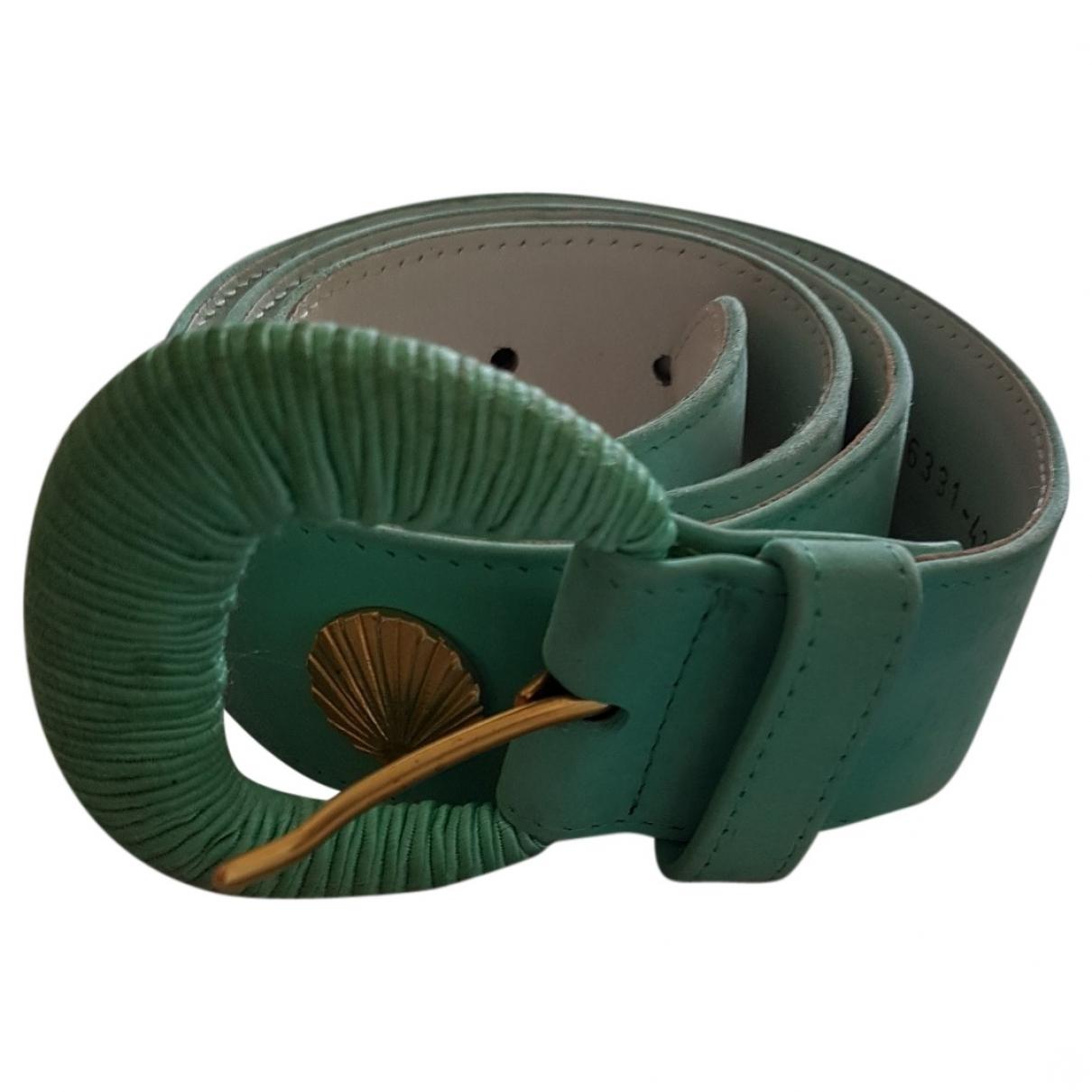 Cinturon de Cuero Laurel
