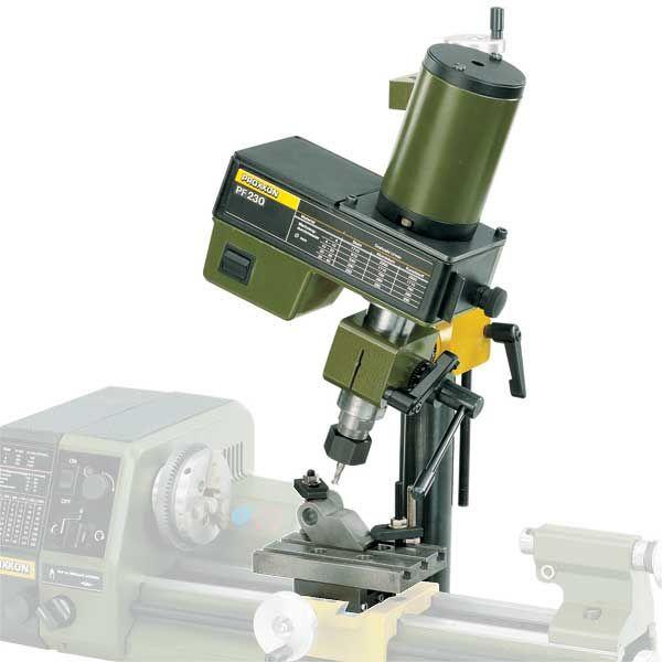 Mill / Drill Head PF 230, Model 34104