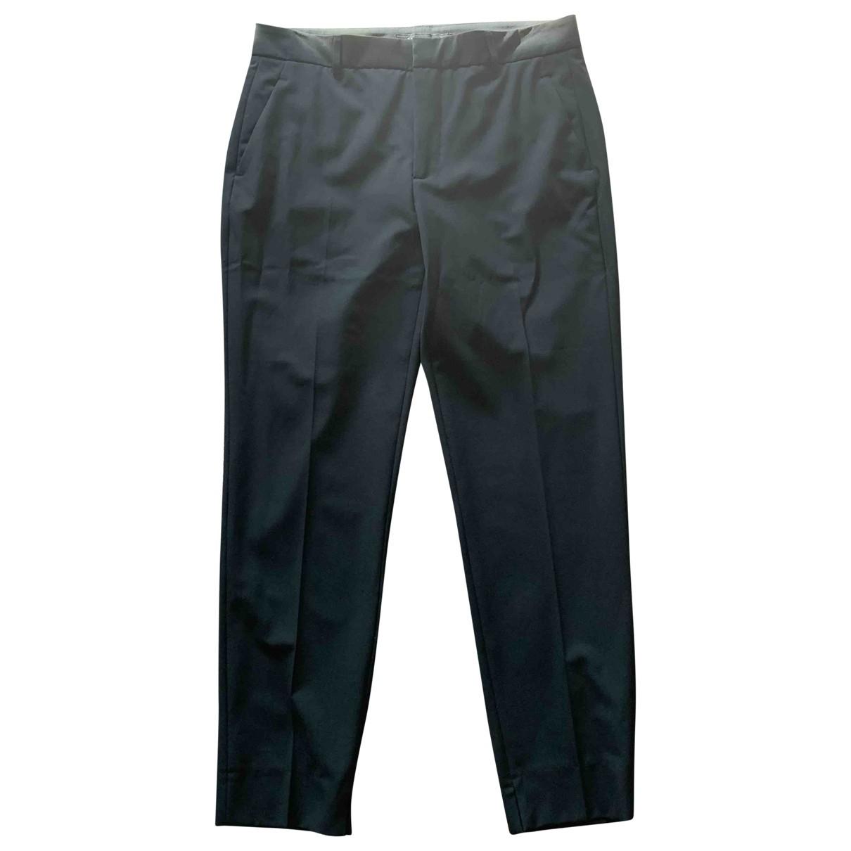 Zara \N Black Trousers for Women L International