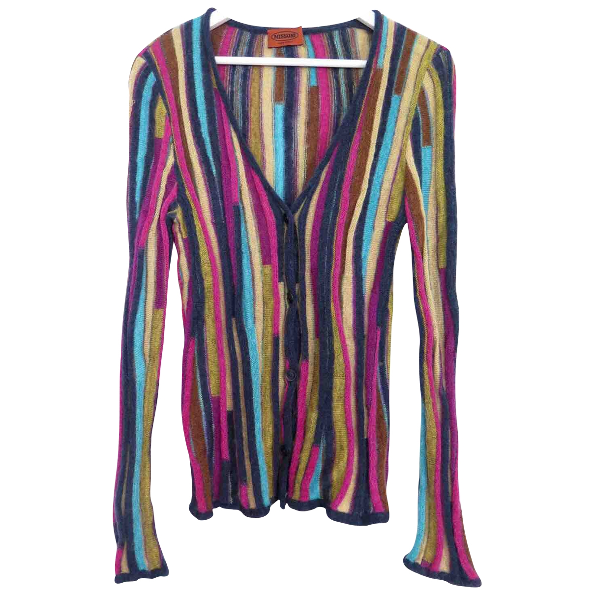 Missoni \N Pullover in  Bunt Wolle