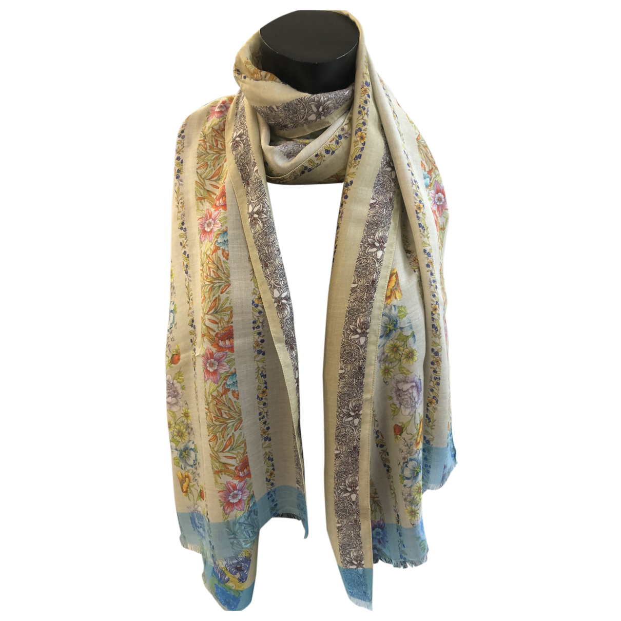 Autre Marque N Green scarf for Women N