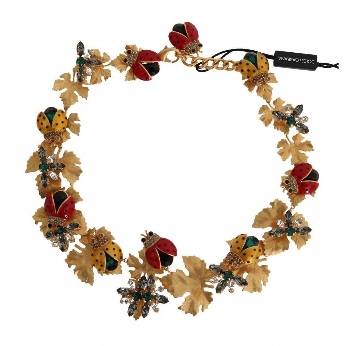 Dolce & Gabbana \N Gold Metal necklace for Women \N