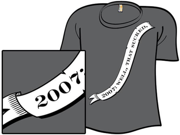 Kthxbye07 T Shirt