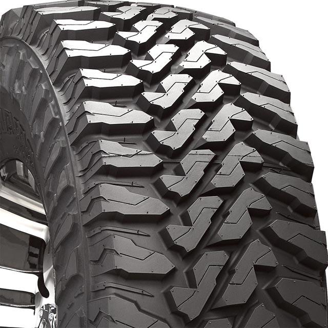 Yokohama 110133321 Geolandar M/T G003 Tire LT235/80 R17 120Q E1 BSW