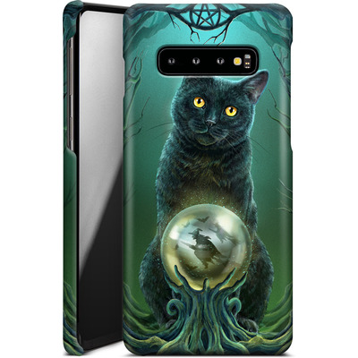 Samsung Galaxy S10 Plus Smartphone Huelle - Rise of the Witches von Lisa Parker