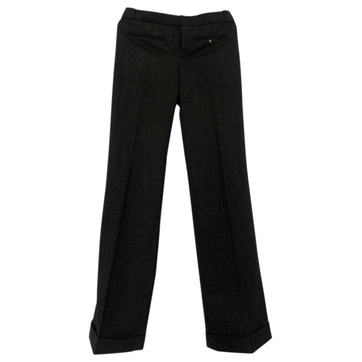 Pantalon recto Gucci