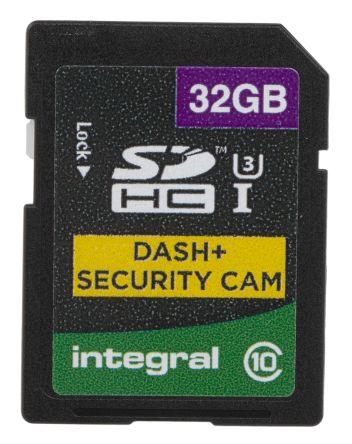 Integral Memory INTEGRAL 32GB SDHC UHS-1 U1 CL10 V10 UP