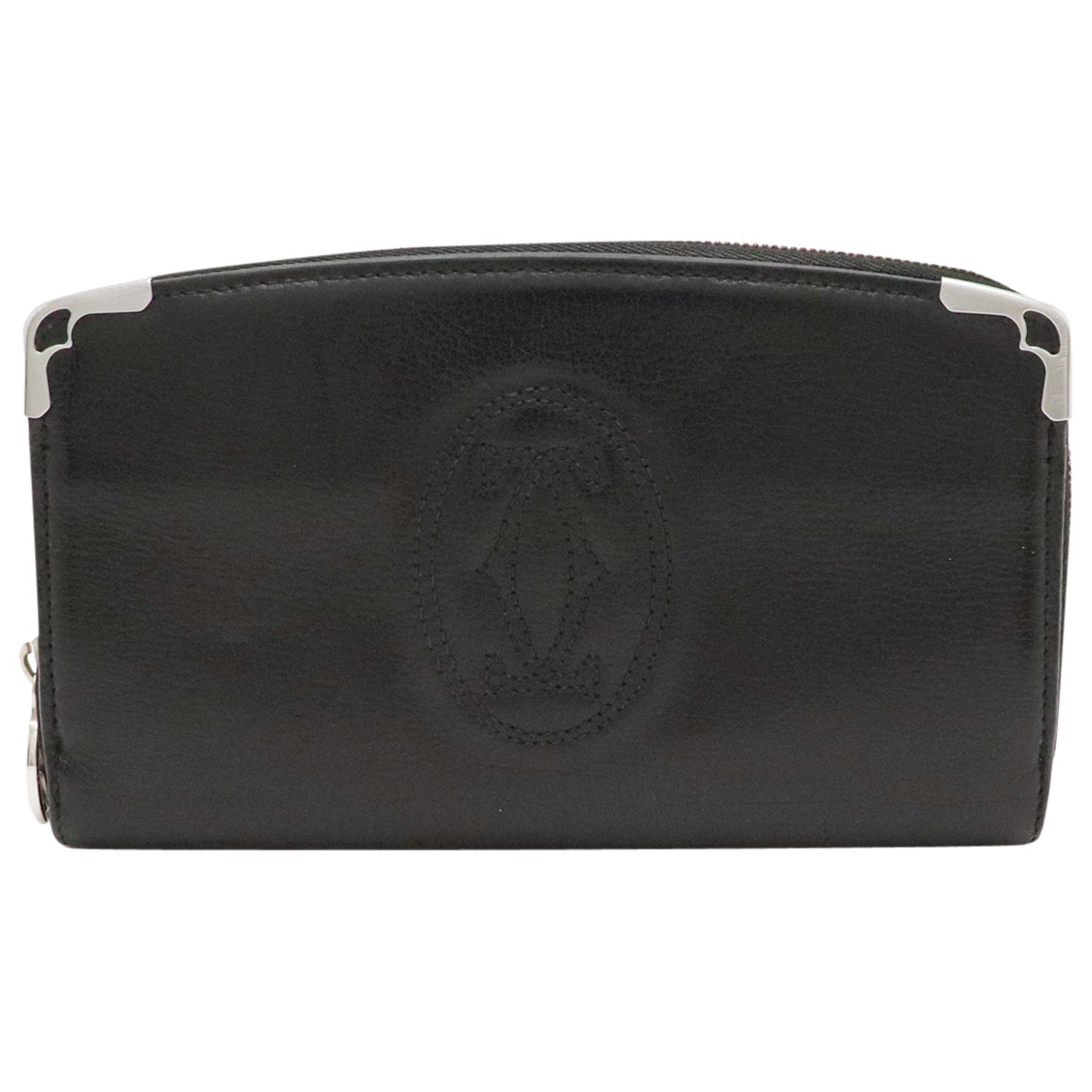 Cartier \N Black Leather wallet for Women \N