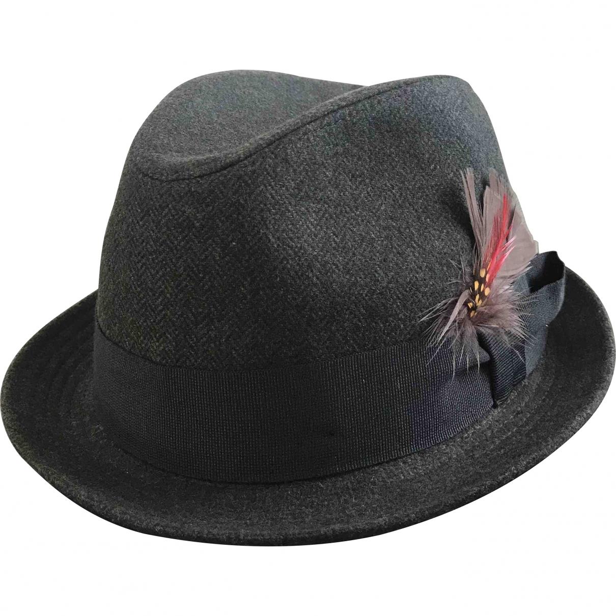 Paul Smith \N Khaki Wool hat & pull on hat for Men L International