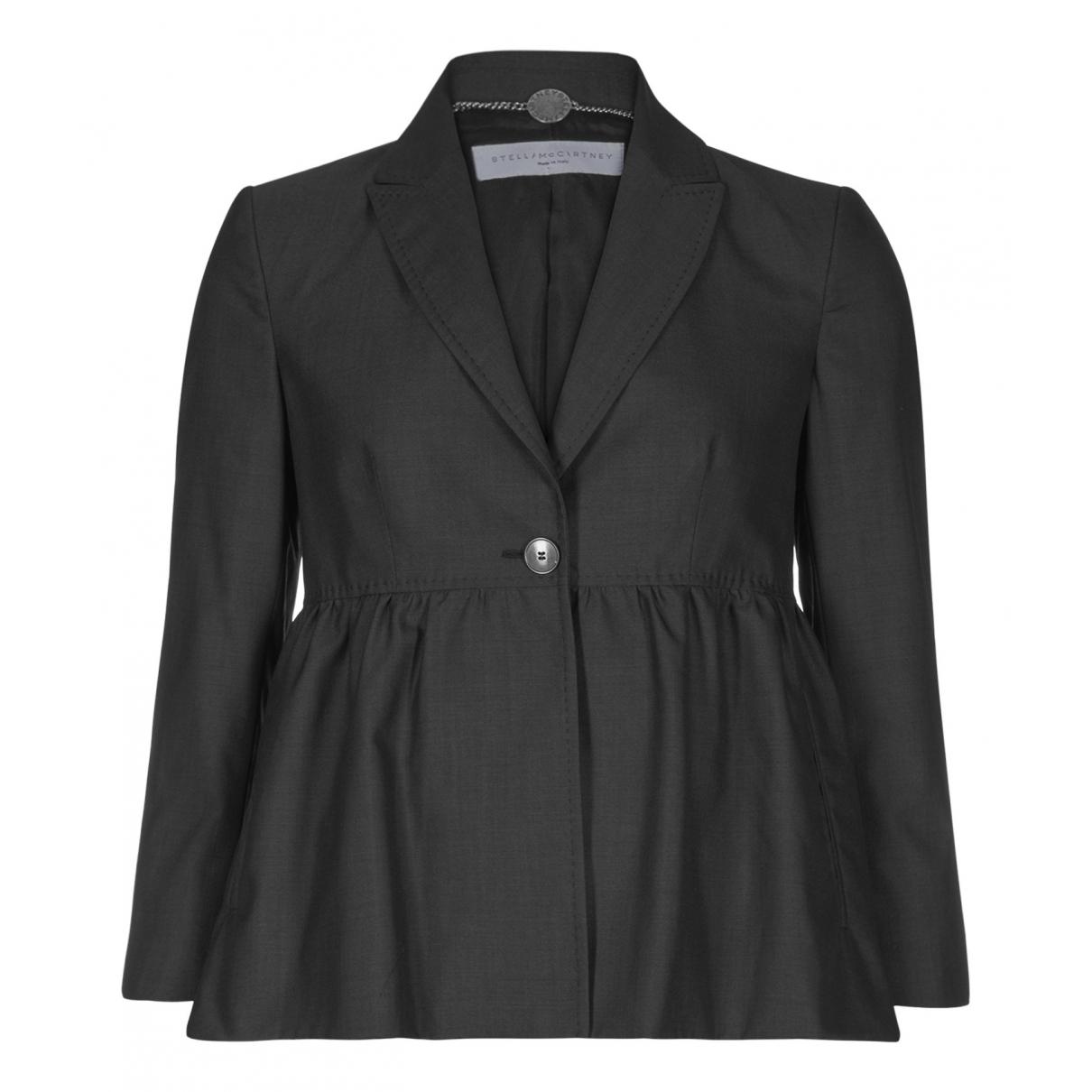Stella Mccartney - Veste   pour femme en laine - gris