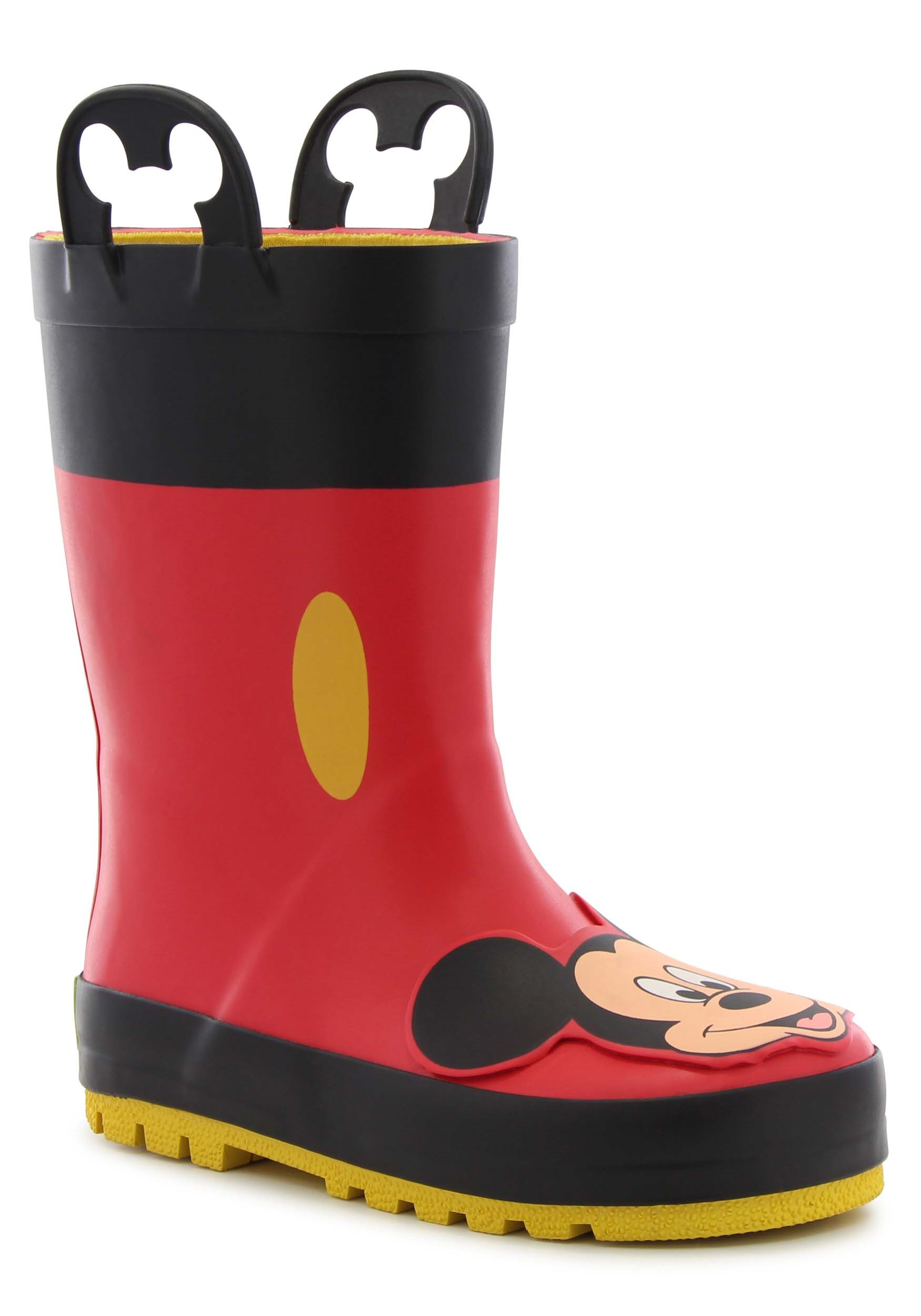 Disney Mickey Mouse Rain Boots for Kids