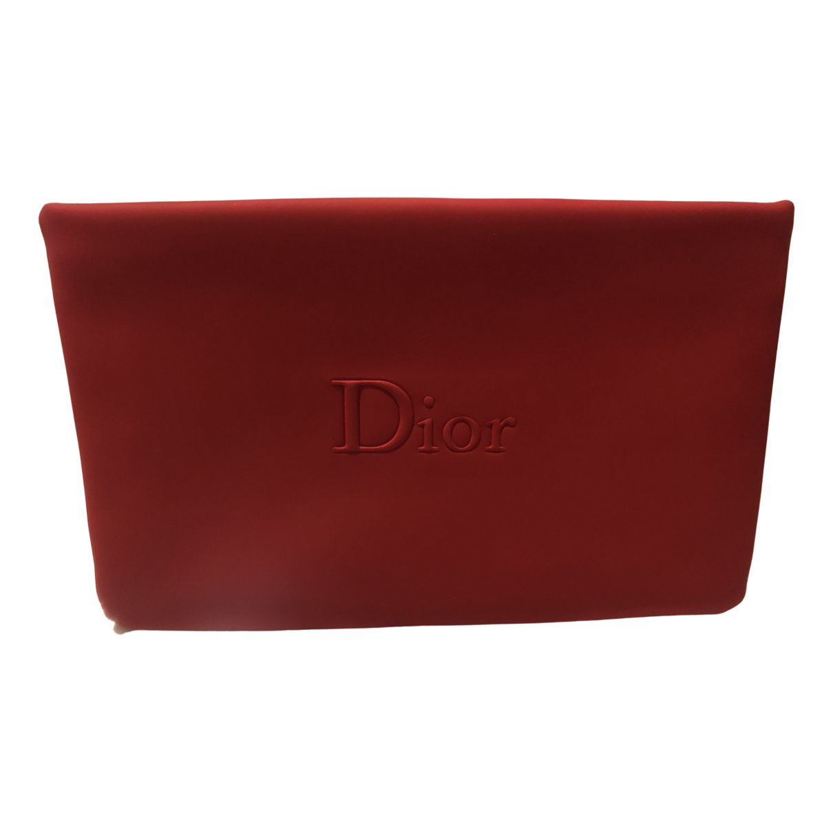 Dior N Red Travel bag for Women N