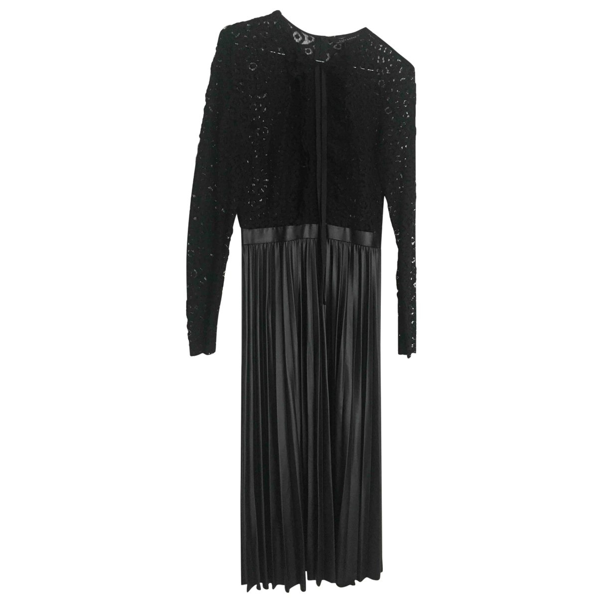 Zara \N Black Lace dress for Women XS International