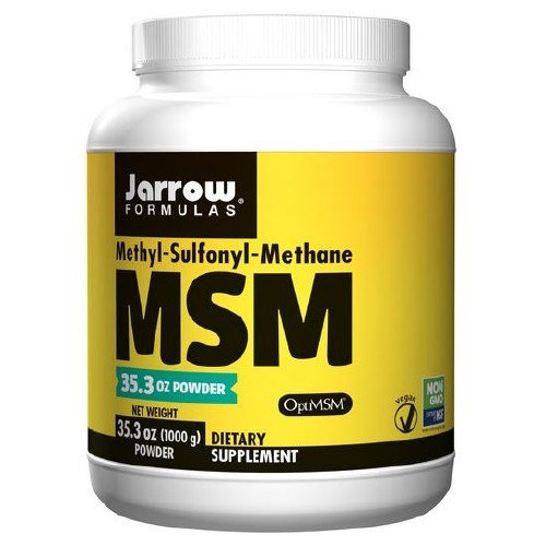 MSM Sulfur 2.2 Lbs by Jarrow Formulas