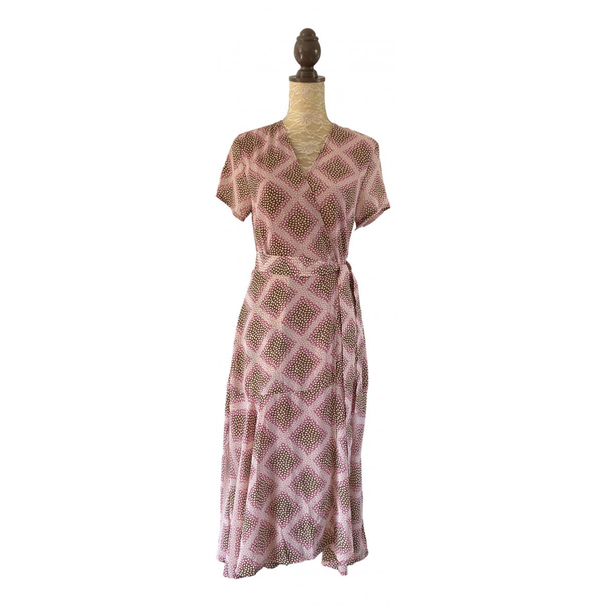 Samsoe & Samsoe - Robe   pour femme - rose