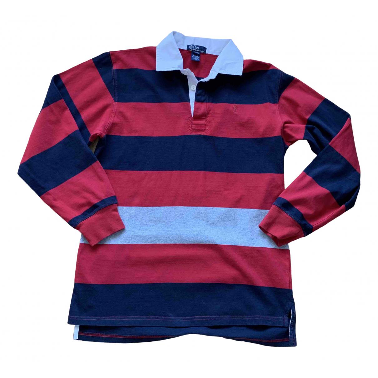 Polo Ralph Lauren \N Multicolour Cotton  top for Kids 20 years - XL FR