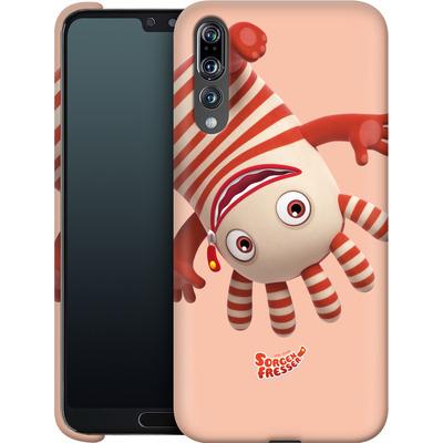 Huawei P20 Pro Smartphone Huelle - Sorgenfresser Saggo von Sorgenfresser