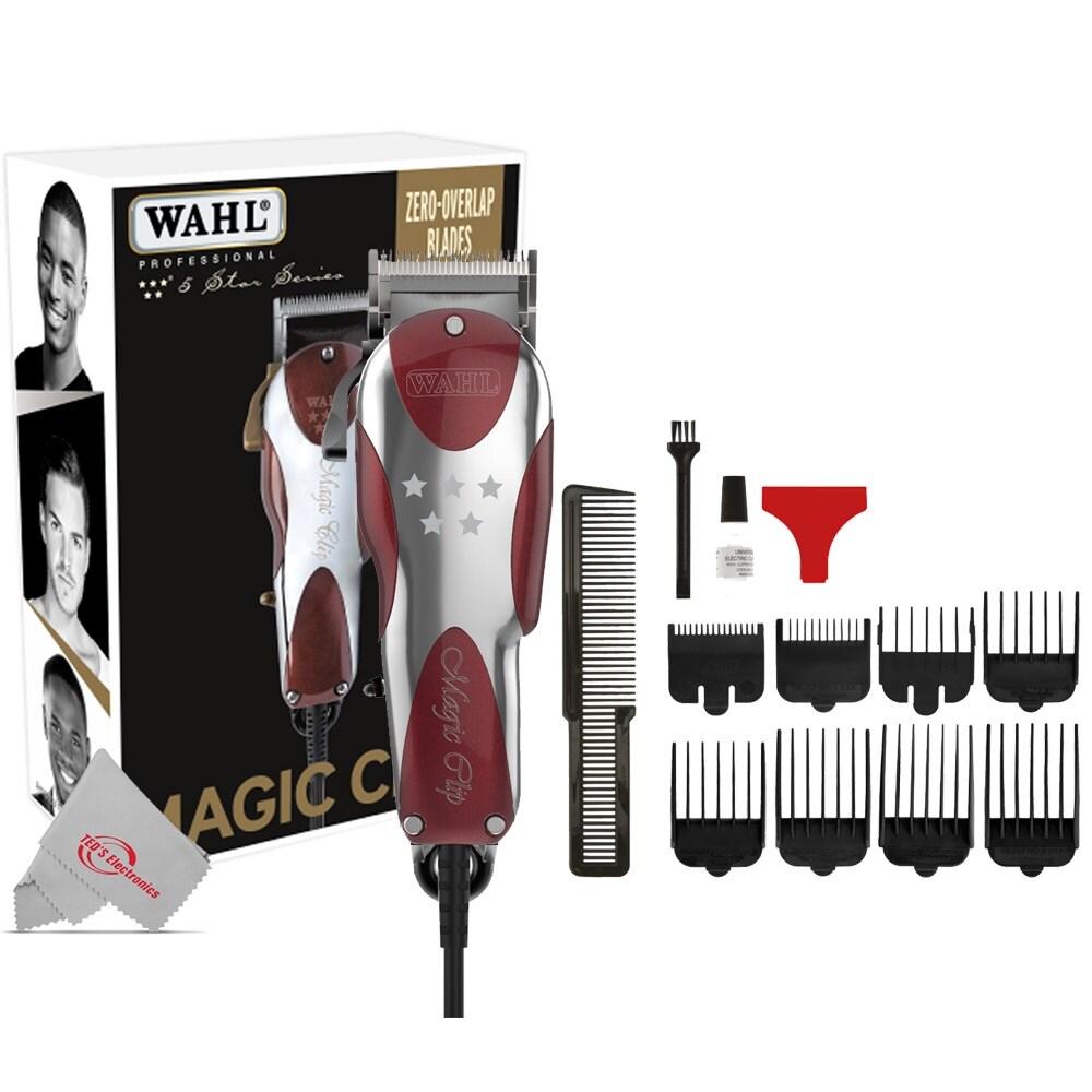 Wahl Professional #8451 5-Star Series Magic Clip Corded Precision Fade Clipper (Men's)