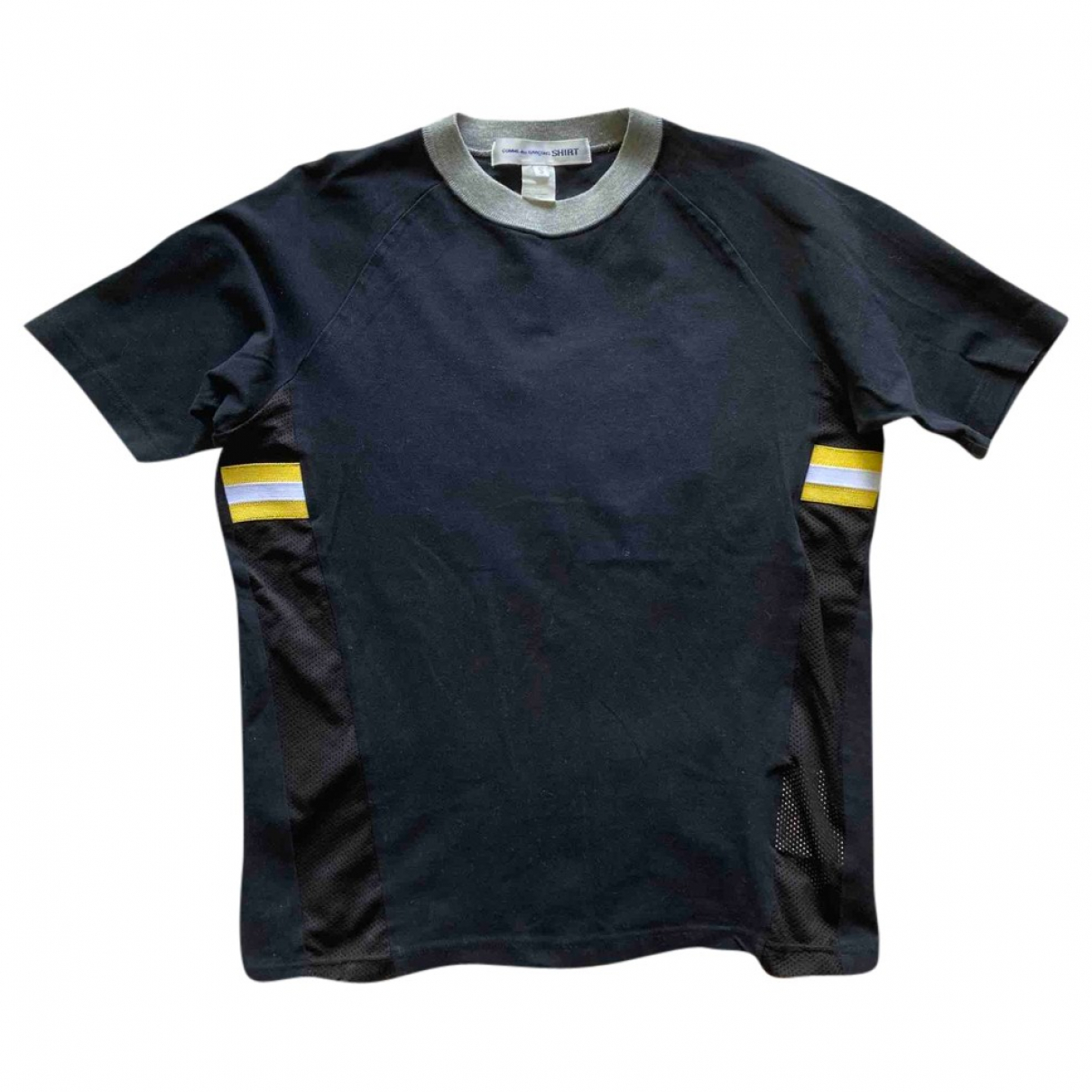 Comme Des Garcons - Tee shirts   pour homme en coton - noir