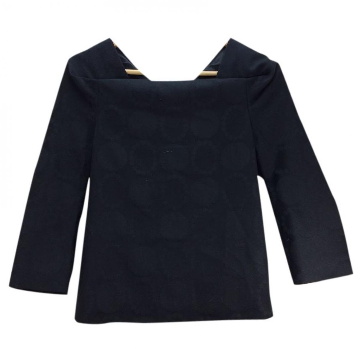 Junya Watanabe \N Top in  Schwarz Wolle