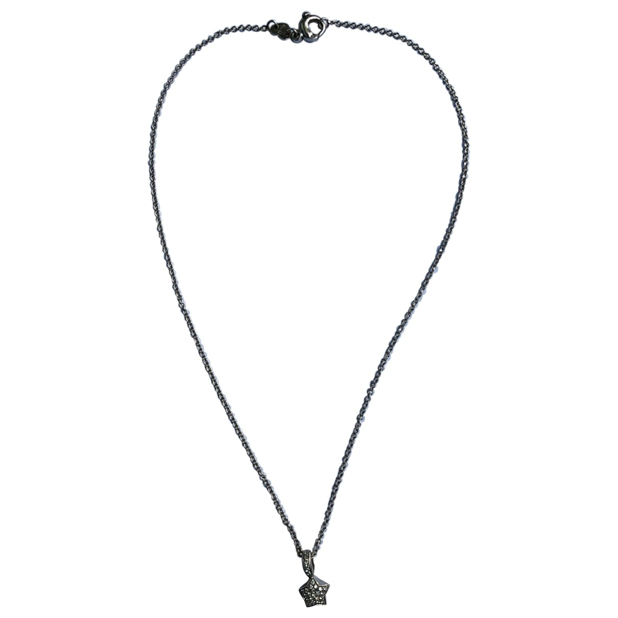 Pasquale Bruni \N Silver White gold necklace for Women \N