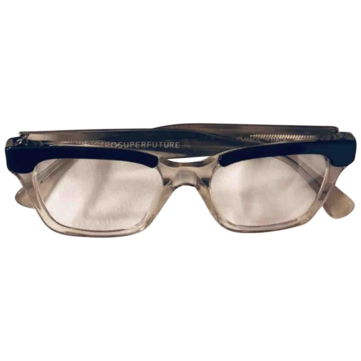 Retrosuperfuture \N White Sunglasses for Women \N