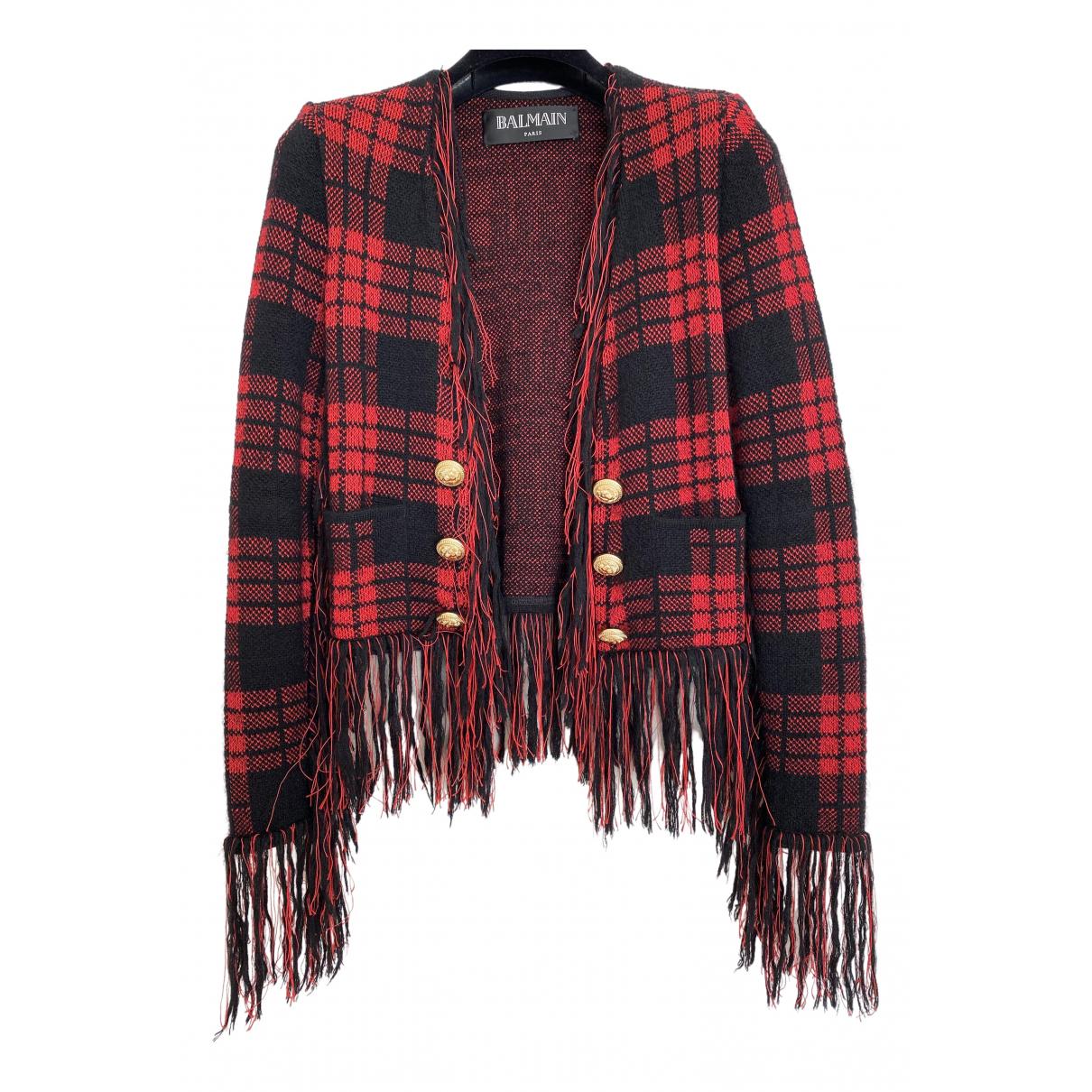 Balmain - Veste   pour femme en laine
