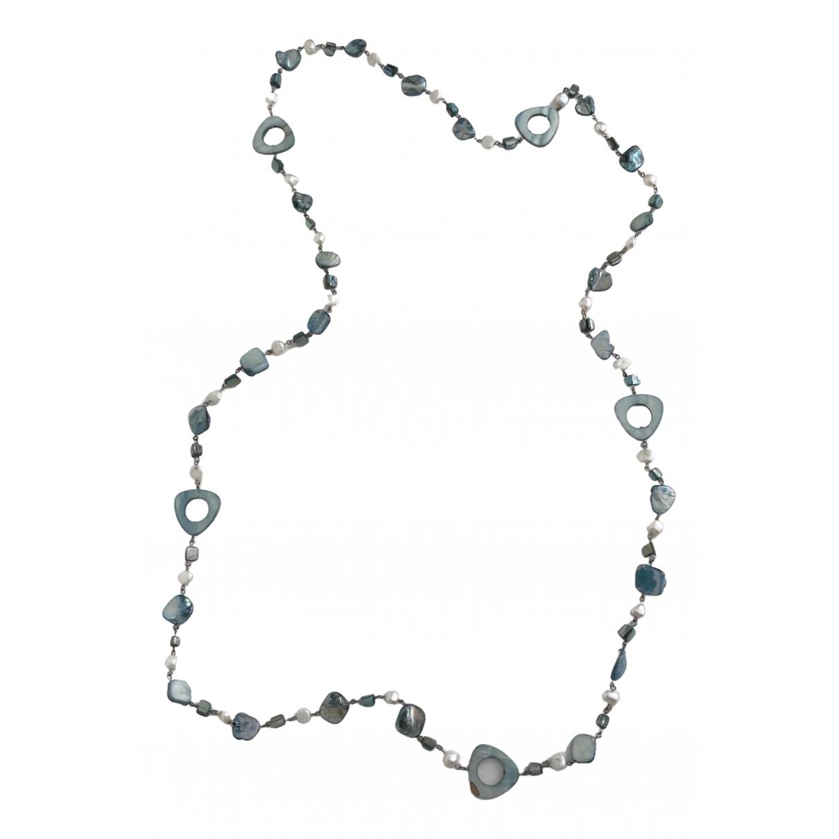 Collar largo de Perlas Non Signe / Unsigned
