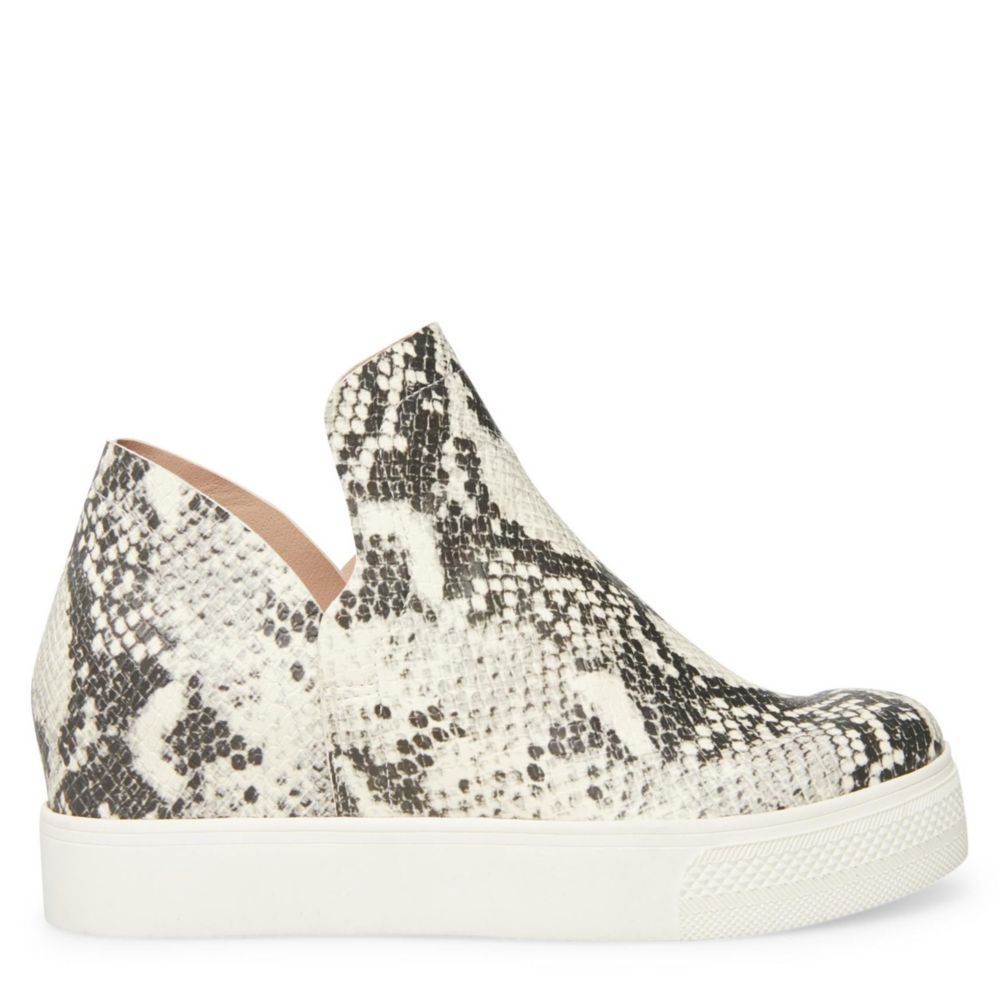 Steve Madden Womens Wrangle Wedge Shoes Sneakers