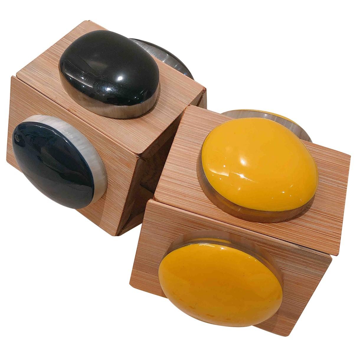 Marni - Bracelet   pour femme en bois - multicolore