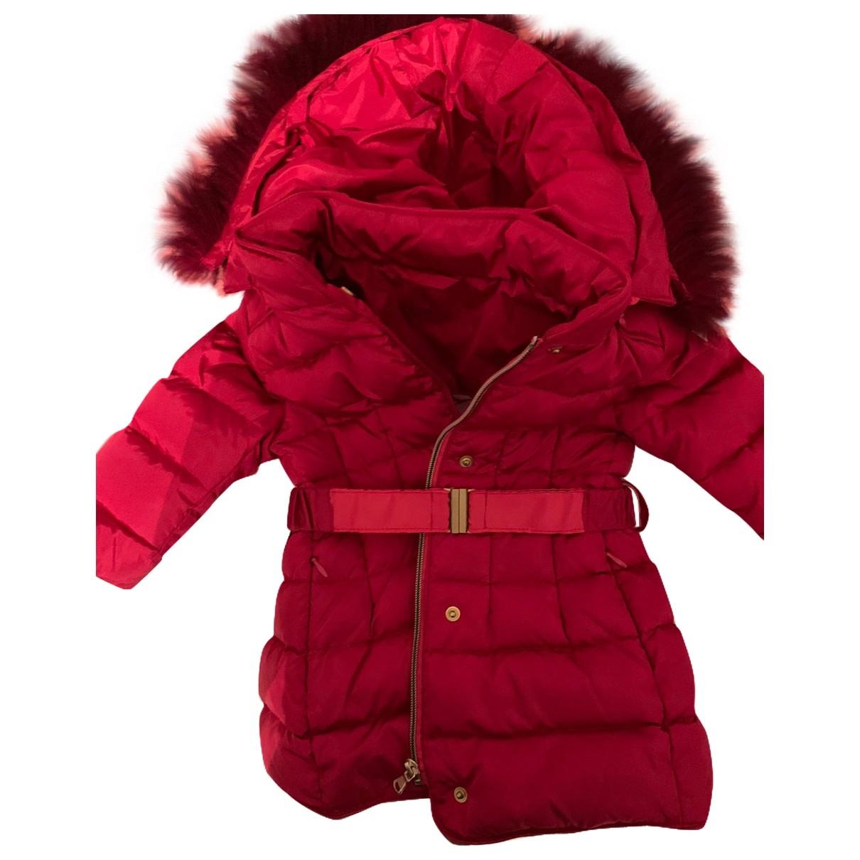 - Blousons.Manteaux   pour enfant - rose