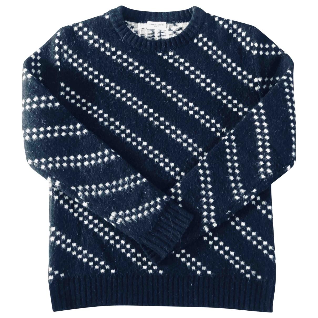 Saint Laurent \N Black Wool Knitwear for Women S International