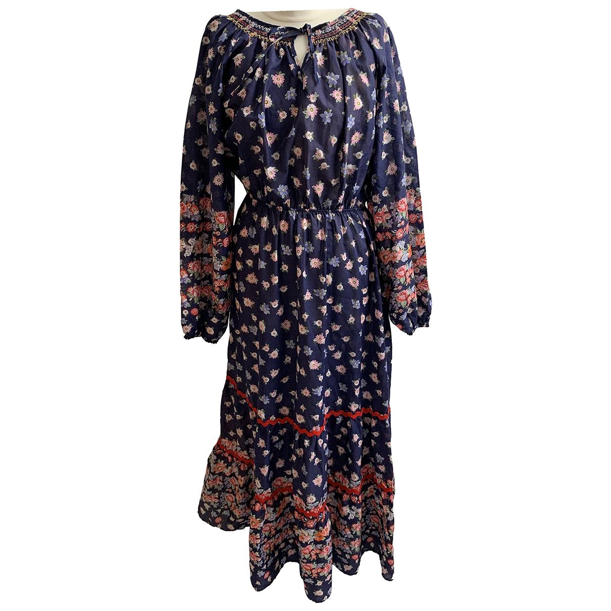 Maxi vestido Hippie Chic Non Signe / Unsigned