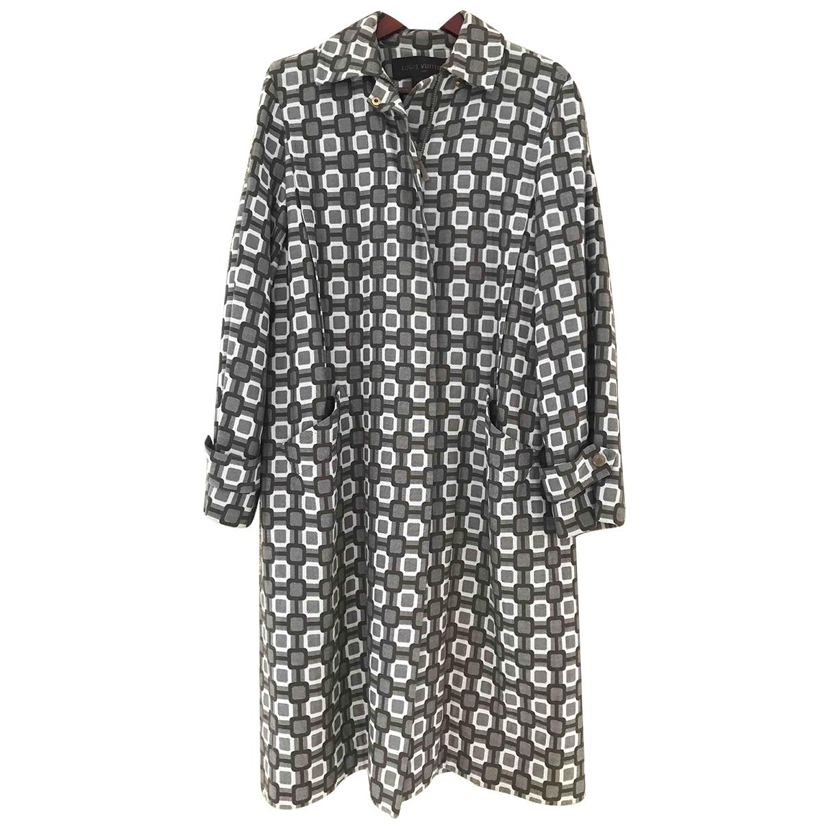 Louis Vuitton - Manteau   pour femme - kaki