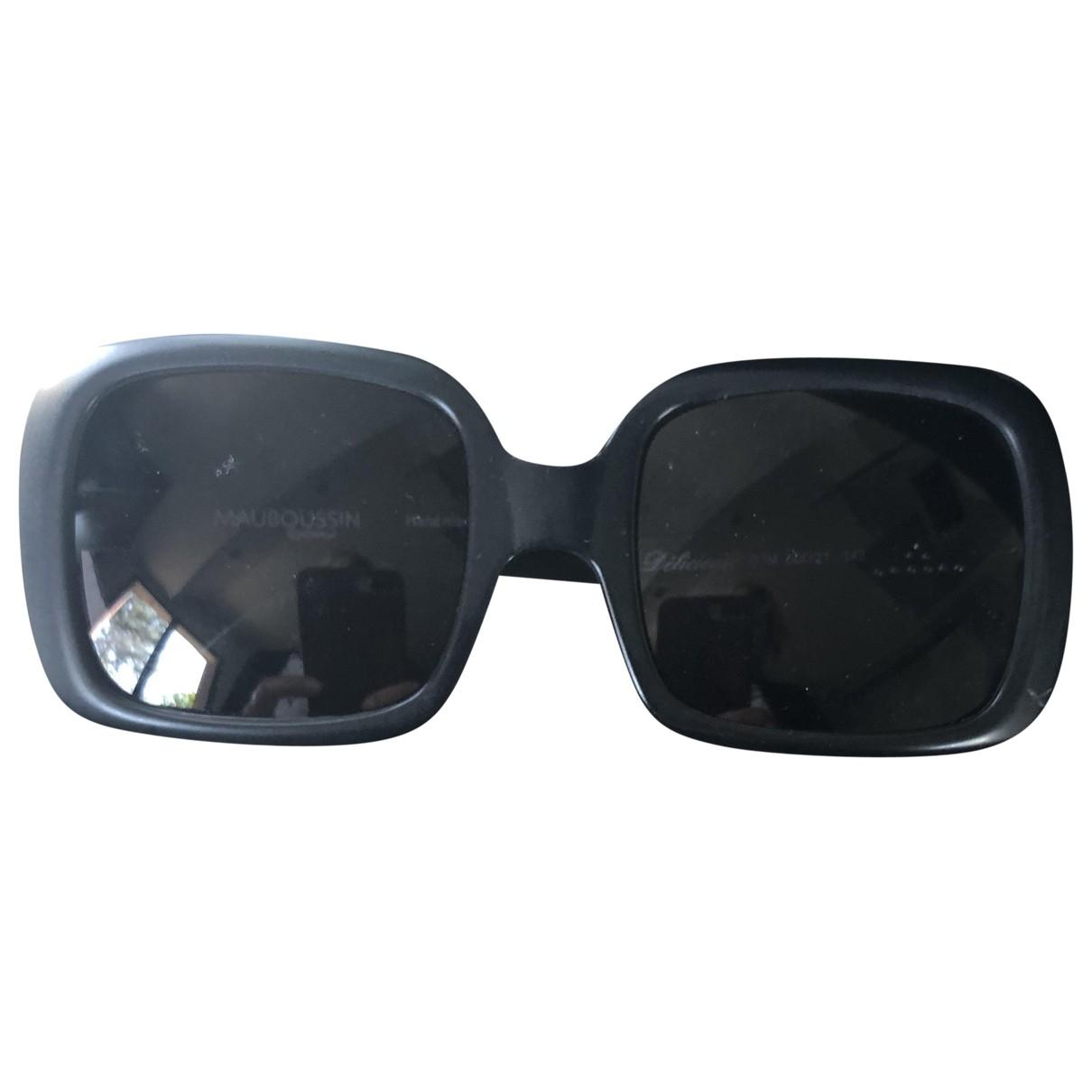 Gafas oversize Mauboussin