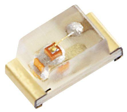 Kingbright 2.5 V Yellow LED 1608 (0603) SMD,  KPT-1608SYCK (100)