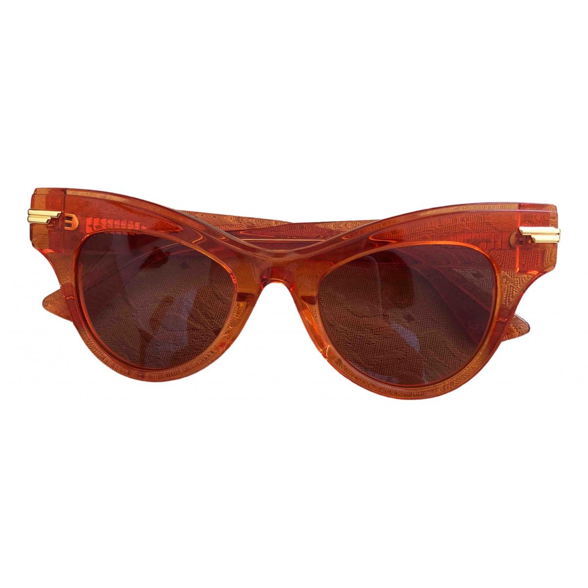 Bottega Veneta \N Orange Sunglasses for Women \N