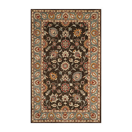 Safavieh Heritage Collection Donette Oriental Area Rug, One Size , Multiple Colors