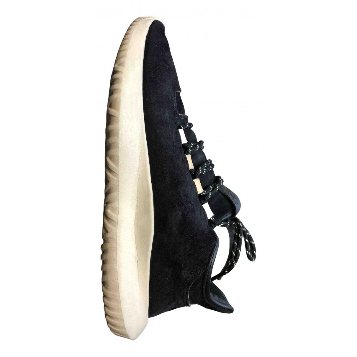 Adidas \N Sneakers in  Schwarz Wasserschlangen