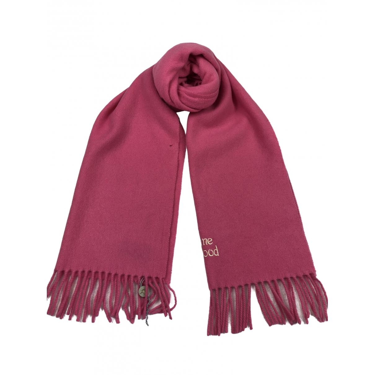 Vivienne Westwood \N Pink Wool scarf for Women \N
