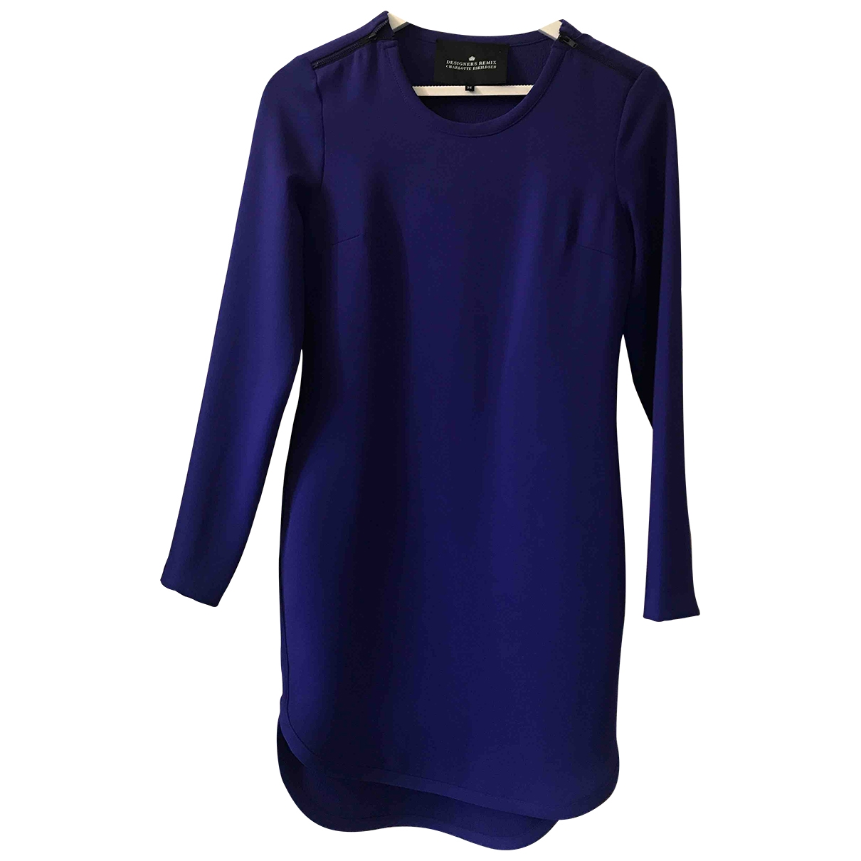 Charlotte Eskildsen \N Blue dress for Women 34 FR