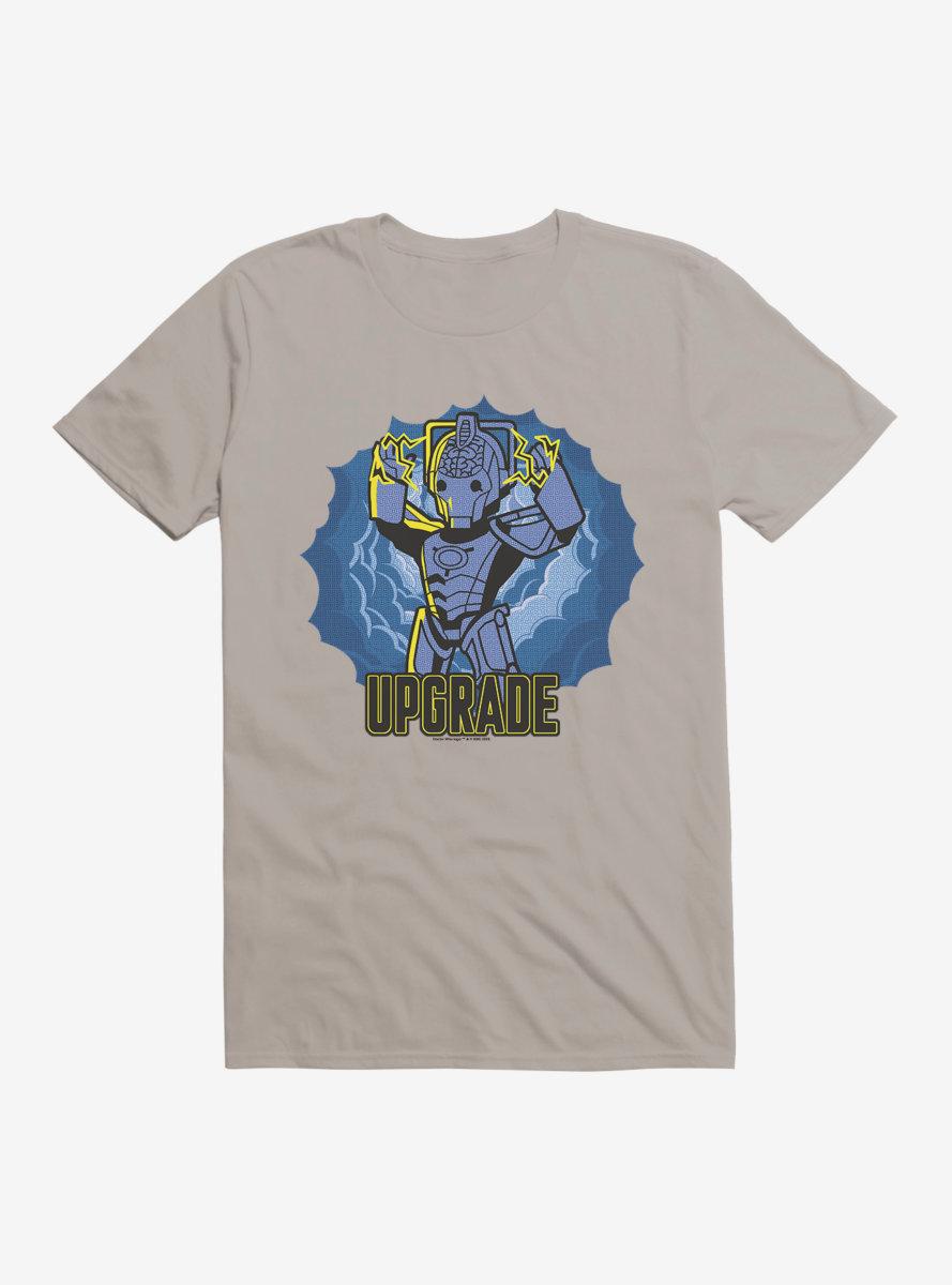 Doctor Who Cybermen Thunder Upgrade T-Shirt