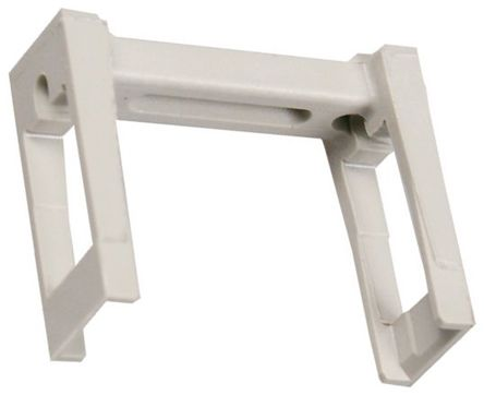 TE Connectivity , AMP-LATCH Strain Relief Bracket 1-100103-0 (10)