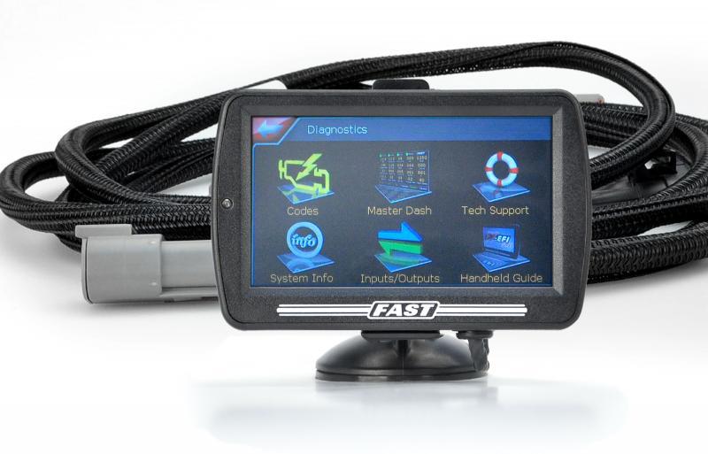 FAST EZ-EFI Fuel Touchscreen Hand-Held