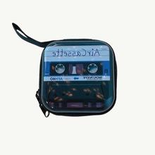 Caja de almacenamiento de auriculares