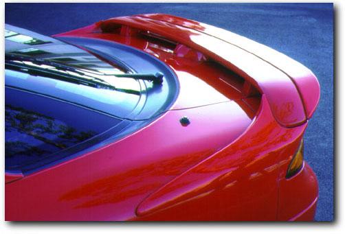 Bozz Speed BZS50111410001 Rear Wing | Rear Spoiler Mitsubishi 3000GT 91-00