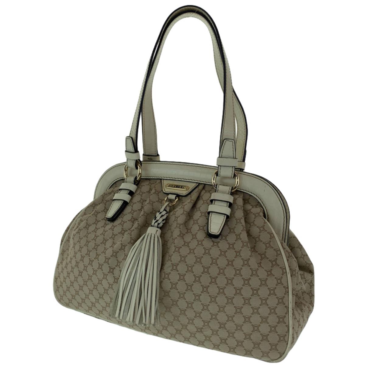 Celine \N Handtasche in Leder