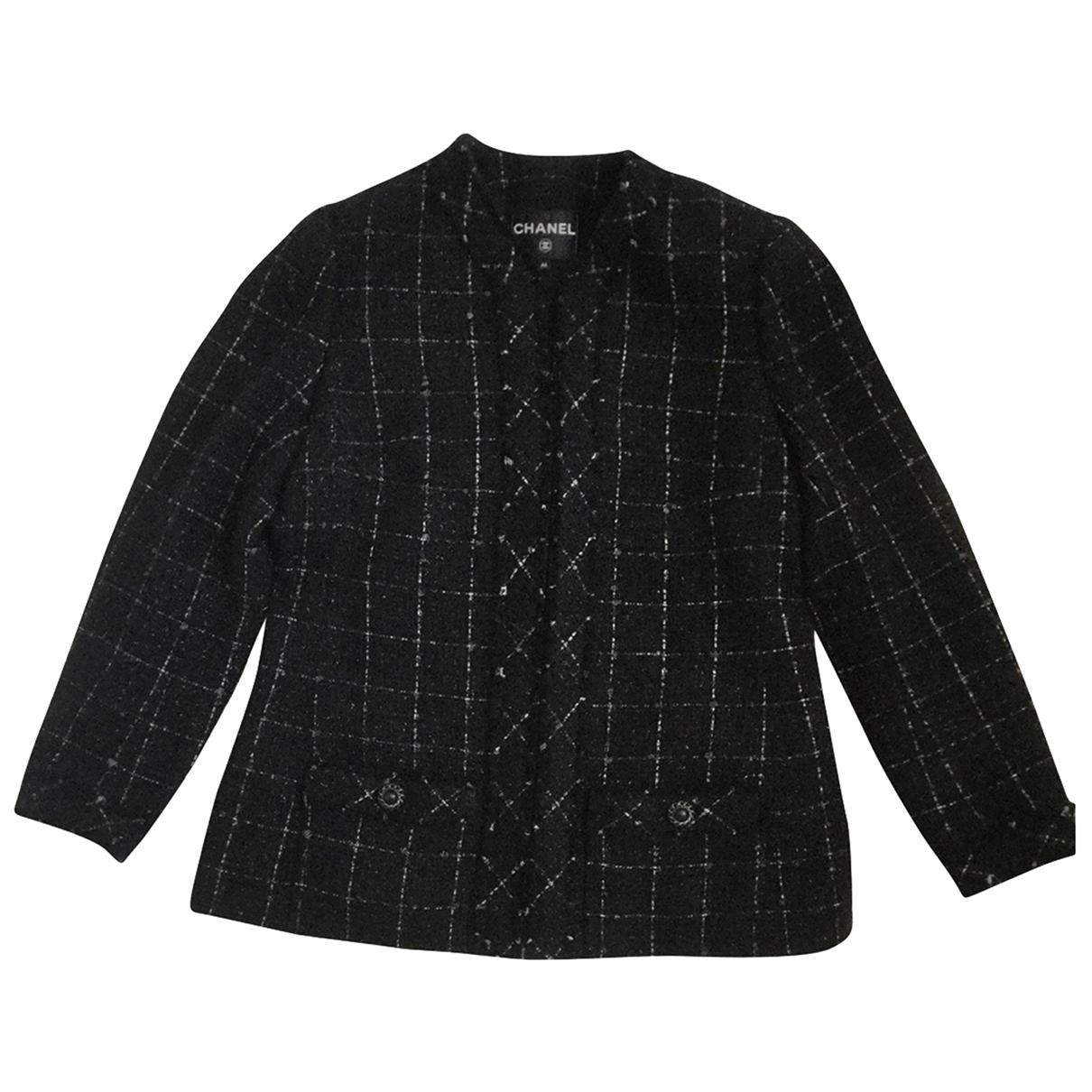 Traje  Tweed Chanel